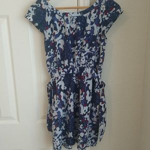 Banana Republic Dress with Double side ties